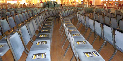 Cheshire chair hire
