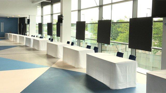 Leeds display board hire