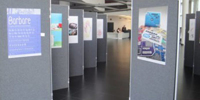 Poster board hire Liverpool