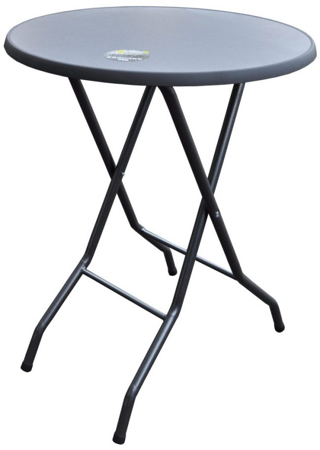Extra large poseur table hire