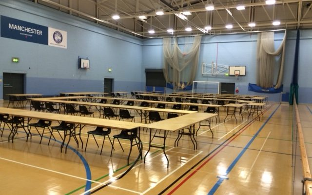 Trestle table hire Manchester