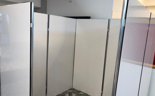 Covid-19 vaccination booth rental